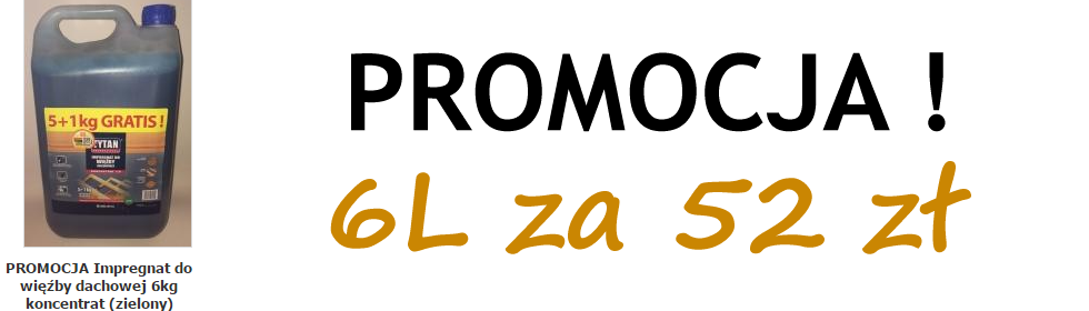 Promocja IMPREGNAT